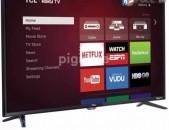 Smart TV TCL 32D. 81sm. Lav vichakum. DVB-T2, Wi-Fi