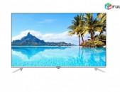 4K Smart TV Shivaki 50D. 127sm. Հեռուստացույցների մեծ տեսականի