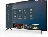 4K Android Smart TV Blaupunkt 43 Ultra HD, DVB-T2 Wi-Fi, nor erashxiqov