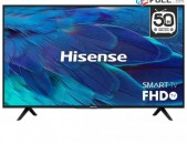 Android Smart TV Hisense 40B6600 DVB-T2, Wi-Fi, Google cast. Nori pes