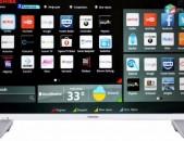 Smart TV Հեռուստացույցների մեծ տեսականի մատչելի գներով 81-160սմ