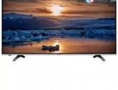 4K Smart TV Hisense 43 109sm. 7 series, Wi-Fi, DVB-T2, նոր երաշխիքով