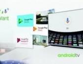 4K Skyworth 65 D. 165sm. Smart TV, Android, Wi-Fi