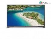 Android Smart TV Sunny 109sm. DVB-T2 Wi-Fi, Հեռուստացույցների մեծ տեսականի մատչե