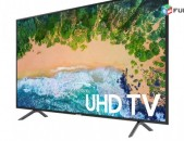 4k Samsung 55nu7100 Smart TV DVB-T2 Wi-Fi nor erashxiqov