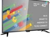 Android Smart TV Ergo 43 109sm. DVB-T2, S2, Wi-Fi