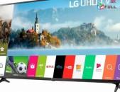 Smart TV LG 43D. 4K, 109sm. DVB-T2 Wi-Fi nor