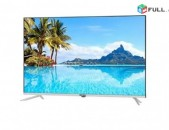 4K Shivaki 55 Smart TV 140sm. DVB-T2 Wi-Fi nor erashxiqov