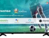 Android Smart TV Hisense 40B6600 2019 Հեռուստացույցների մեծ տեսականի