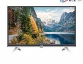 Smart TV 43 Duym 109sm. Full HD, DVB-T2, Wi-Fi, Հեռուստացույցների մեծ տեսականի մ