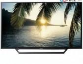 Smart TV Sony 40D. 102sm. DVB-T2, Wi-Fi, Հեռուստացույցներ մատչելի գներով