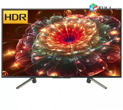 Sony 49WF805 Smart TV 124sm. Android, Wi-Fi, nor
