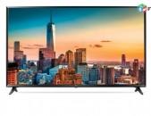 LG Smart TV 55D. 140sm., Wi-Fi. DVB-T2 Nor erashxiqov