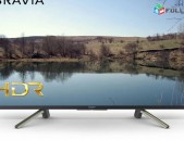 Sony 43WF665 Smart TV 109sm. DVB-T2 Wi-Fi nor