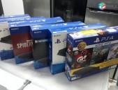 Sony playstation 4 +. Nor