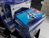 Playstation 4 slim plus նոր երաշխիքով