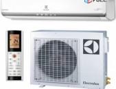 Օդորակիչ invertor Electrolux 12HM / N3 40 քմ. Նոր