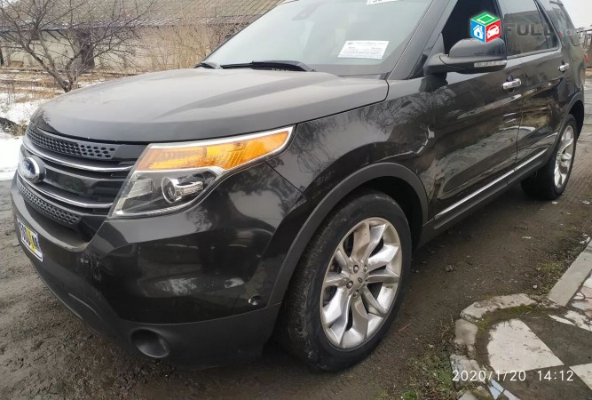 Ford Explorer, Limited +, 4WD, 2013 թ.