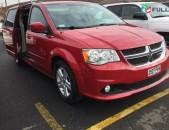 Dodge Grand Caravan, 2012 թ.