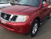 Nissan Pathfinder, 2011 թ.