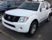 Nissan Pathfinder, 2012 թ.