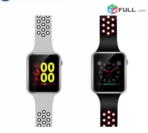 MiWear M3 smart watch, sim qartov nor, xelaci jamacuyc,
