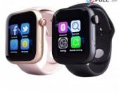 NOR Z6 Smart watch, смарт часы, sim, smartwatch, xelaci jam heraxos
