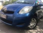 Toyota Vitz, 2010 թ. Restailing Dzax xek Yaris