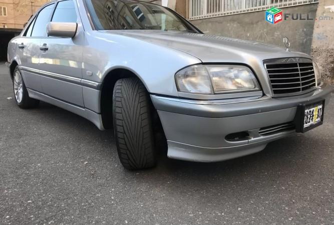 Mercedes C 240 , 1998թ. Japan Gorcaranayin dzax