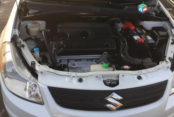 Suzuki SX 4 , 2007թ. 2.0L