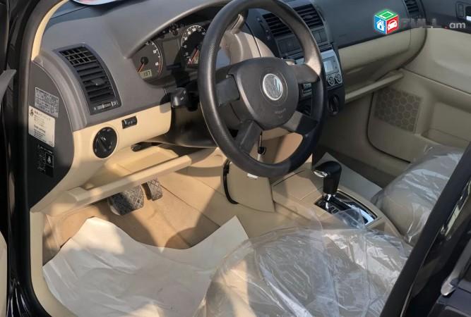 Volkswagen Polo , 2003թ. Zavackoi dzax xek