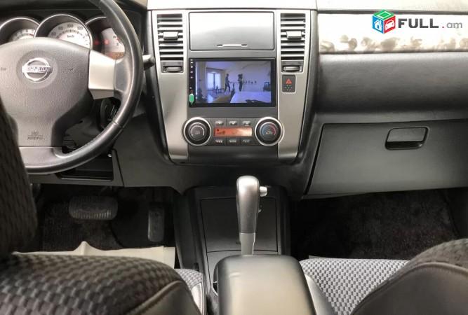 Nissan Tiida , 2008թ. Restayling Full