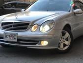 Mercedes E 320 , 2004թ. Japan Full