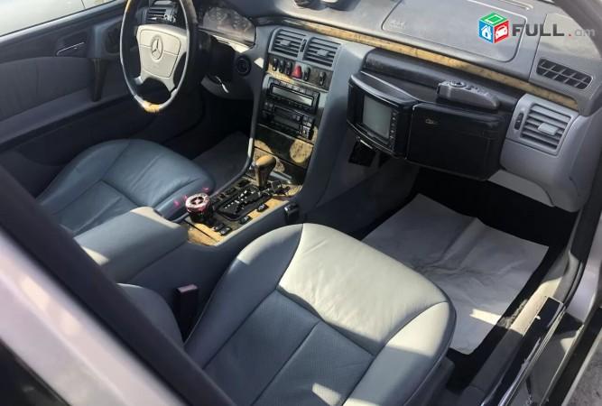 Mercedes E 420 , 1996-97թ. Japan zavackoi levi Lorinzer