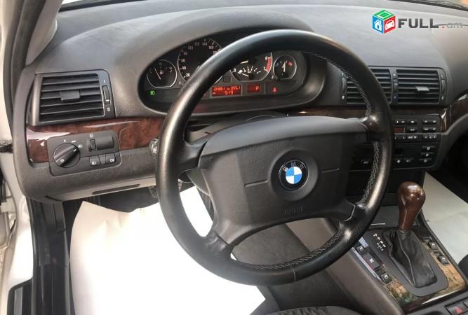 BMW 330 , 2001թ․ Japan Zavackoi levi