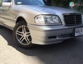 Mercedes-Benz C 200 , 1998թ. Japan