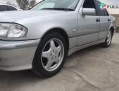 Mercedes-Benz C 200 , 1999թ. Japan Poxanakum