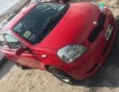 Toyota Vitz , 2002թ.