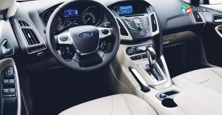 Ford Focus, ապառիկ 2012 թ. SEL Срочно