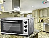 Luxell-13690-էլեկտրական վառարան, էլեկտրական ջեռոց,դուխովկա ,Duxovka+անվճար առաքում