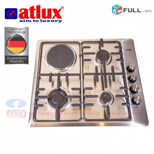 ATLUX-G3-ներկառուցվող գազօջախ, nerkarucvox gazojax, գազօջախ. Gazojax
