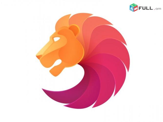 Logo Govazd Photoshop