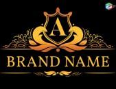 Լոգո դիզայն գրաֆիկ դիզայներ logo design logo dizayn graphic designer branding Photoshop