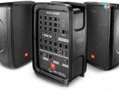 JBL EON 208P/230 անասելի գերհզոր ձայն