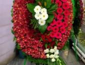 Psak, patverner, caxkepsak araqum, Venok, Caxikner (ծաղիկ, պսակ, բնական ծաղիկ,