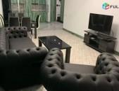 Վարձով է տրվում 2 սենյականոց բնակարան նորակառույց շենքում, Տերյան փողոցում