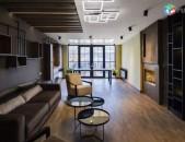 Շքեղ վերանորոգված եւ կահավորված loft բնակարան, Կասկադի մոտ