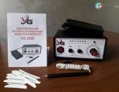 Новый сверхмощный эпилятор-коагулятор с гарантией VG EPILATOR  игольчатый электроэпилятор эпилятор электроэпиляция электроэпилятор игольчатый эпилятор эпиляция Игольчатый Электроэпилятор epilyator Էպիլյատոր ասեղային էպիլյատոր էպիլյացիա Asexayin epilacia