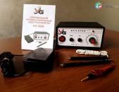 Cверхмощный профессиональные ЭЛЕКТРОЭПИЛЯТОР VG МЕДИЦИНСКИЙ электроэпилятор игольчатый Эпилятор-коагулятор профессиональные аппараты для электроэпиляции Аппараты для электроэпиляции epilator  Электроэпилятор Էպիլյատոր, կոագուլյատոր VG 2020
