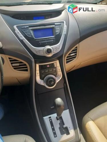Hyundai Elantra , 2011թ.
